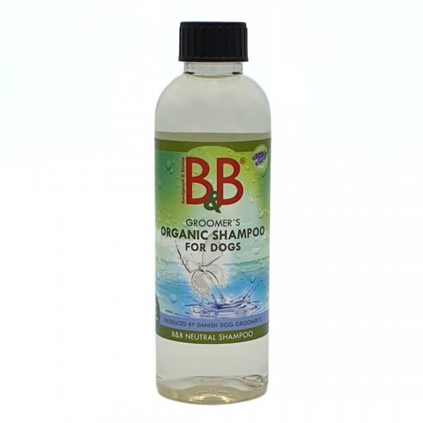 Neutrales Hundeshampoo hochwertig von B&B 100 ml verdünnbar kaufen