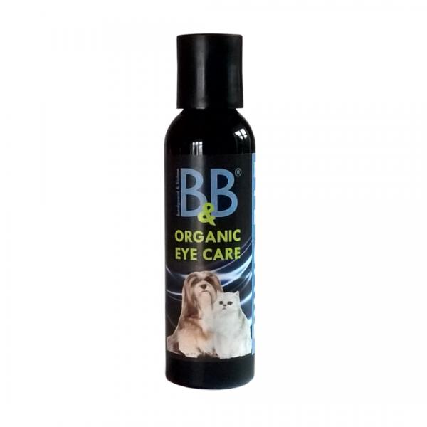 B&B Organic Eye Care Augenpflege für Tiere 100ml jetzt bestellen
