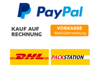 Versand erfolgt mit DHL_Henne_Pet_Food_Kronch