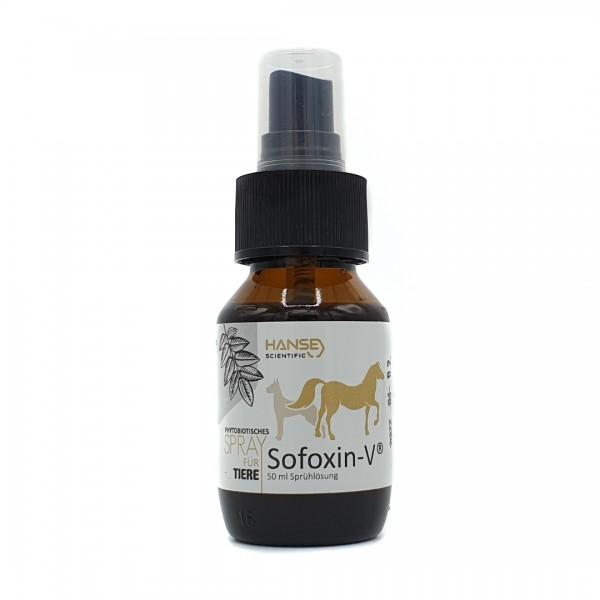 Sofoxin V Wundpflegespray für Tiere 50 ml jetzt bestellen