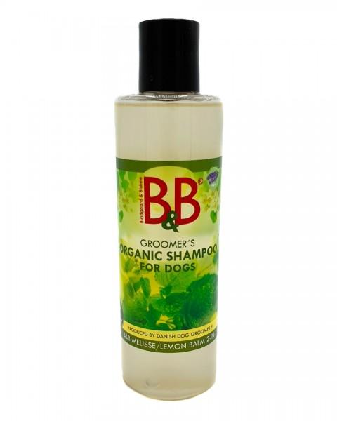 Melisse Hundeshampoo und Conditioner von B&B (2-in-1) bestellen
