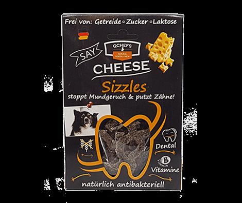 QCHEFS Sizzles 65g - Snacks für die Zahnpflege bei Hunden jetzt kaufen