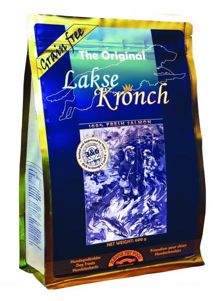 """Lakse Kronch """"Original"""" 600 g Hundesnack mit 100% frischem Lachs kaufen"""