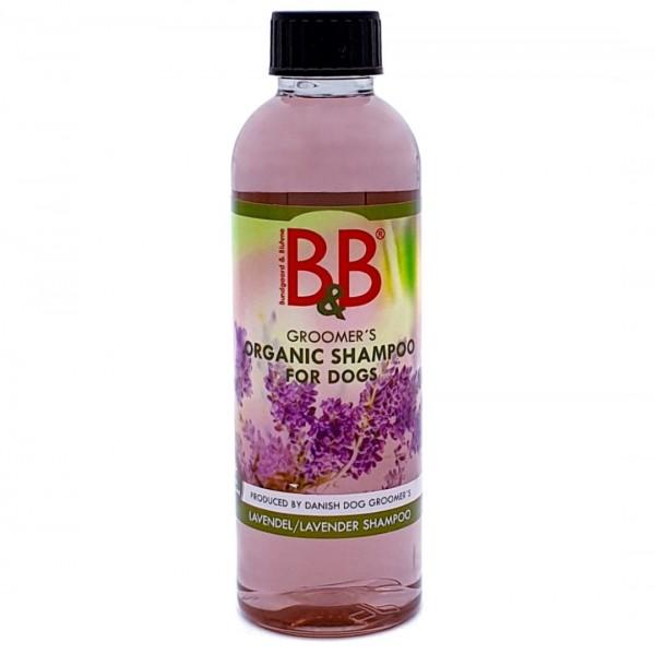 Lavendel Hundeshampoo von B&B 100 ml jetzt günstig kaufen
