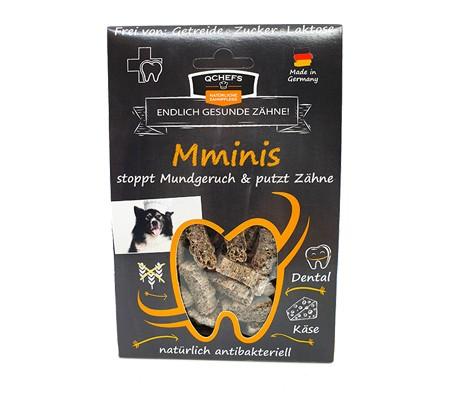 Mminis für Hunde Snack für kleine Hunde natürliche Zahnpflege 65g jetzt bestellen