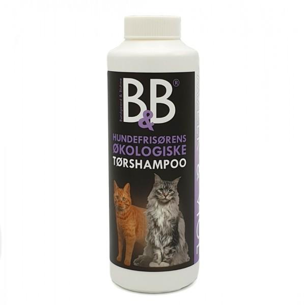 Trockenshampoo Katze 130g biologisch mit Milch und Veilchen jetzt günstig kaufen