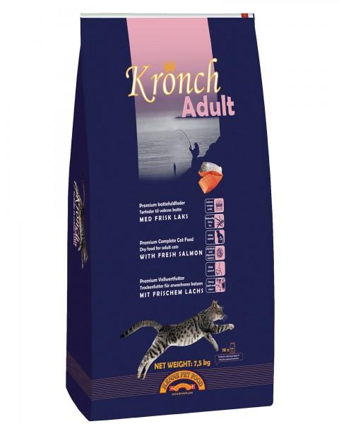 Kronch Adult Premium Vollnahrung für Katzen 2,25 kg