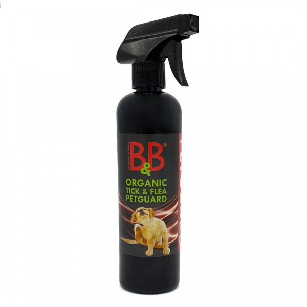 B&B® Organic Tick/Flea Petguard • natürliche Parasitenbekämpfung bei Hunden und Katzen