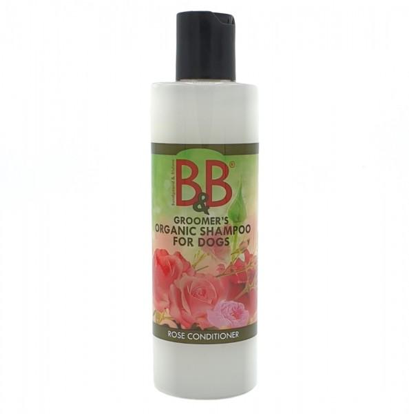 Rosè Conditioner von B&B ökologisches Hundeshampoo 250 ml für weiches Fell bestellen