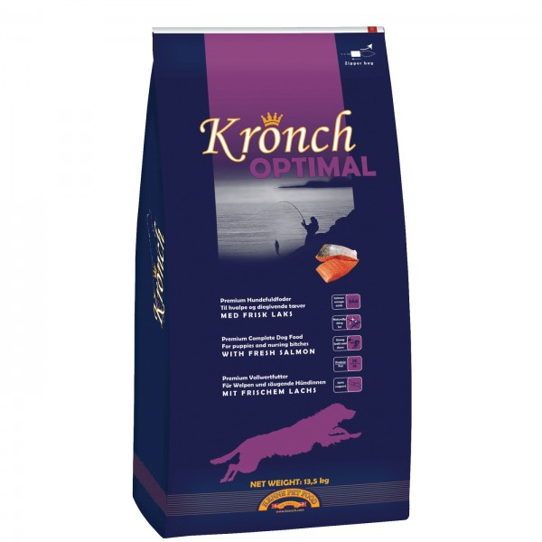 Kronch Optimal Puppy 13,5 kg Hundfutter