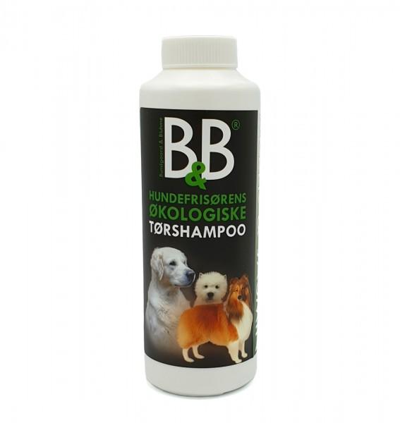 B&B natürliches Trockenshampoo Hund ohne Waschen jetzt bestellen